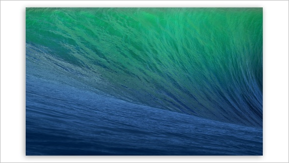 free mavericks water background download