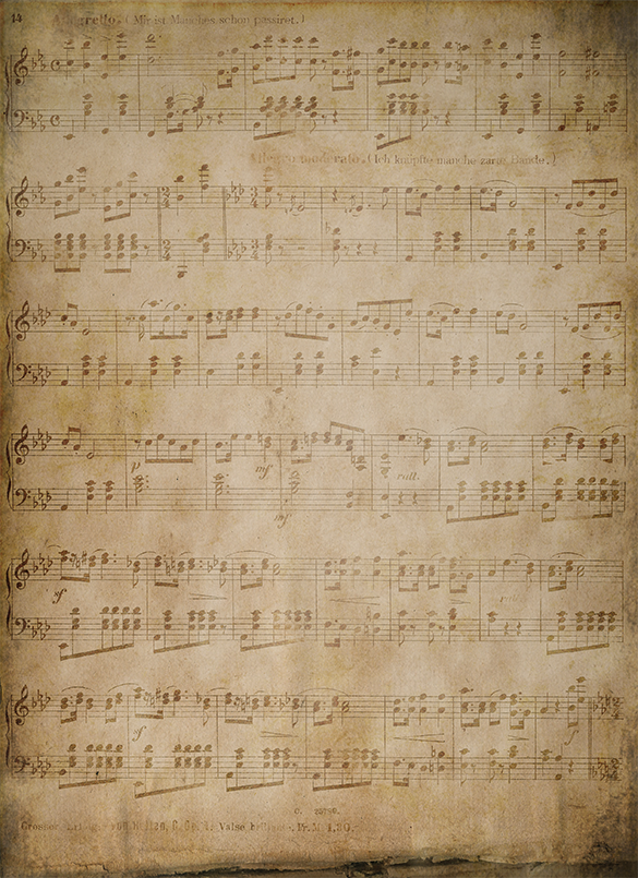 free music paper background download