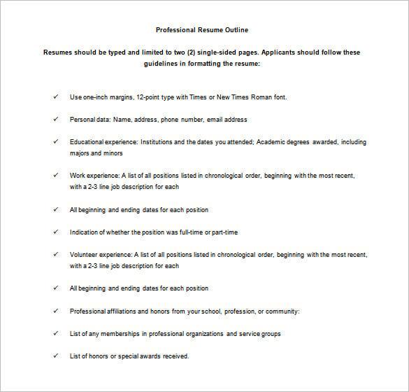 Cpol resume help