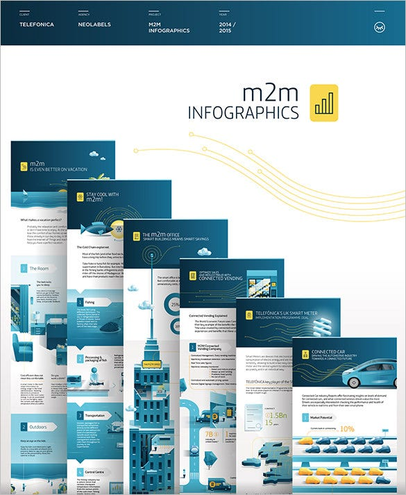 free project infographics download