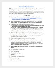 Free-Research-Paper-Outline-Template-PDF-Format
