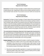 Free-Responsive-Grant-Proposal