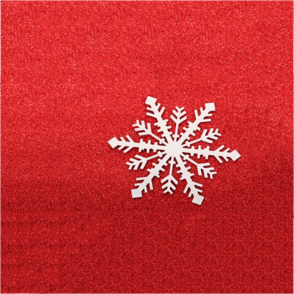 free snowflake red background download