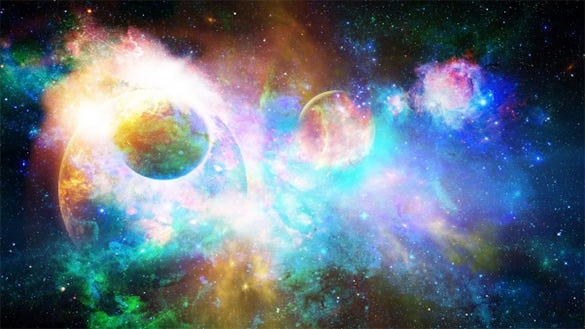 free stunning star background for you