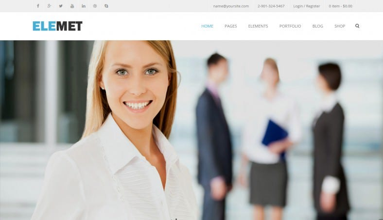 fully responsive html5 bootstrap seo friendly template 788x454