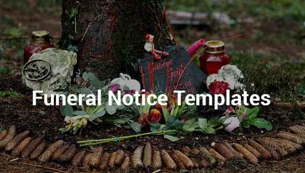 funeralnoticetemplates