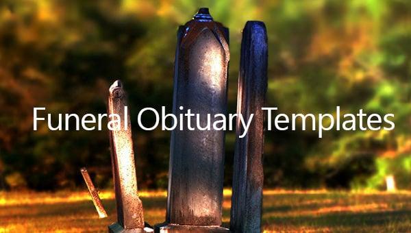 funeralobituarytemplates