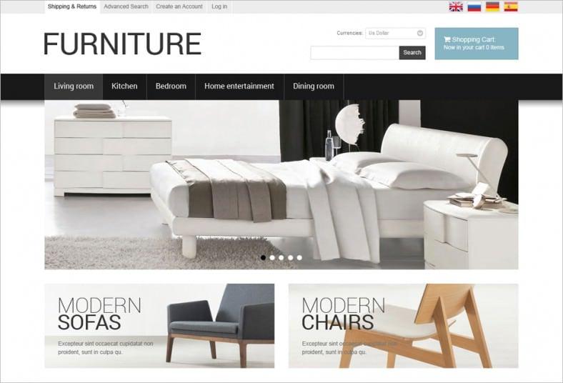 furnishings oscommerce template 788x536