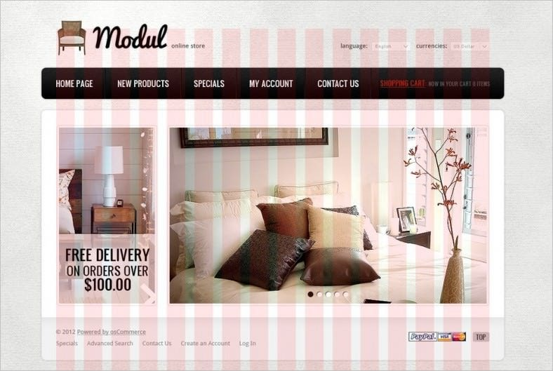 furniture oscommerce template 788x529