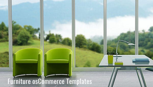 furniture oscommerce templates
