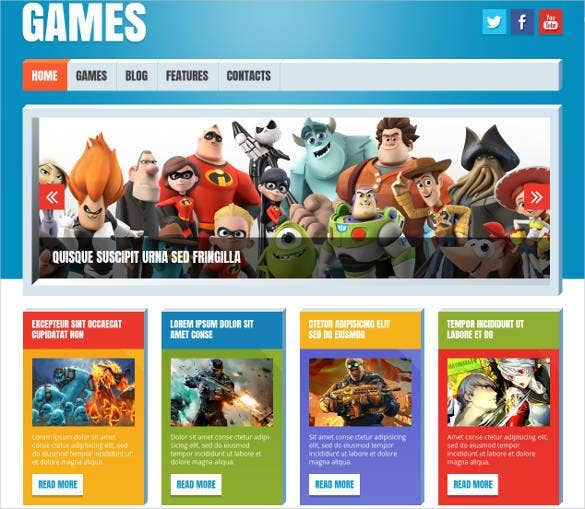 game-review-website-wordpress-theme