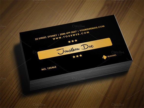Gift Membership Card Template For $4