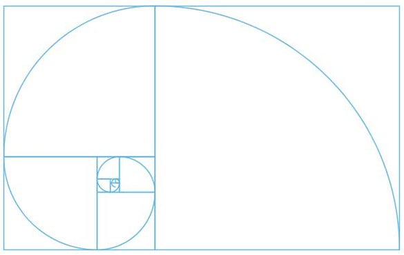 golden ratio in design example