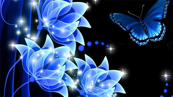 good butterfly background free download