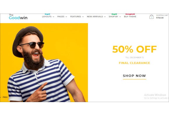 goodwin-ecommerce-html-template
