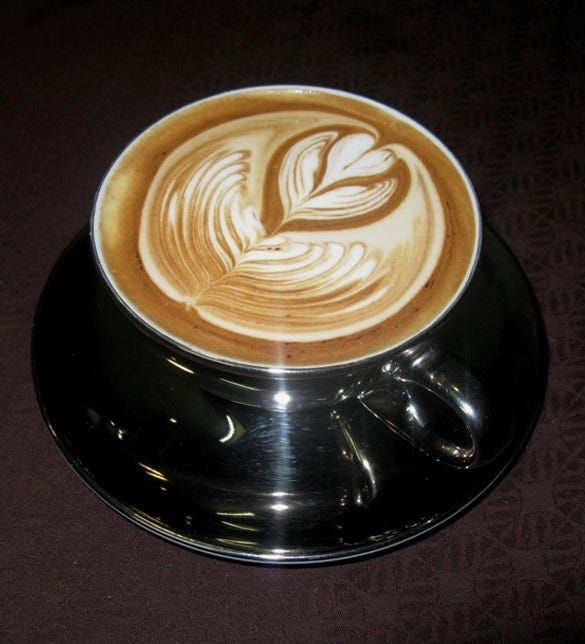 heart plant coffee