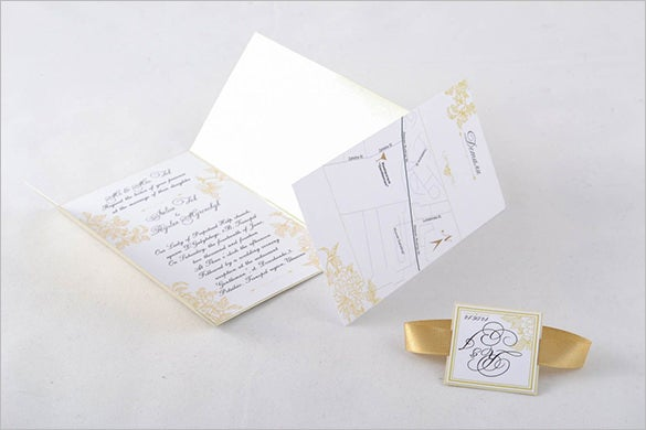 homemade invitation card example