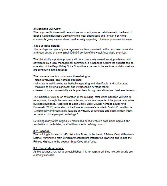 Hotel business plan template 13 free sample example format abc such sample hotel business plan templates involve re creating historic building for construction of hotel through appropriate conservation accmission