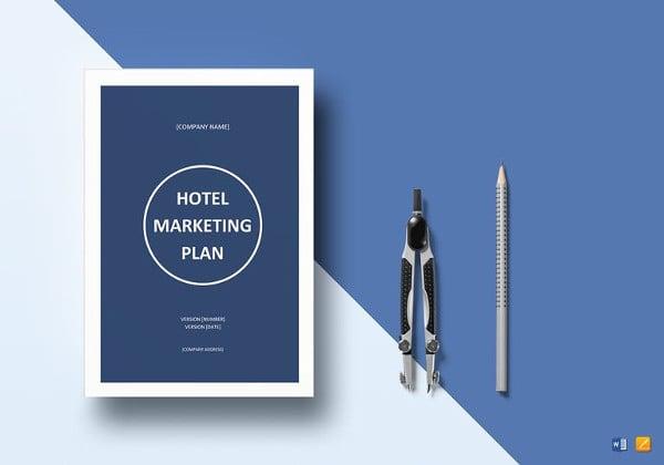 hotel-marketing-plan-template