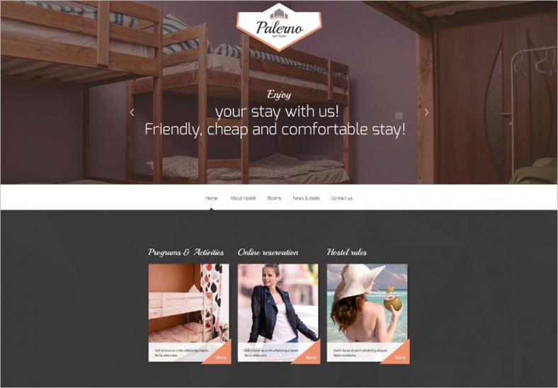 hotels responsive website template1 788x548