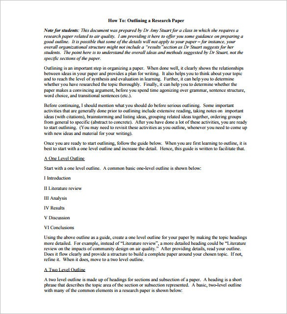 how do you write a outline for a research paper Research paper tips how to rewrite source material student services learning center tutoring services reading tutoring example of sentence outline example of sentence outline several aspects must be considered in writing a sentence outline if you have chosen to write a sentence outline.