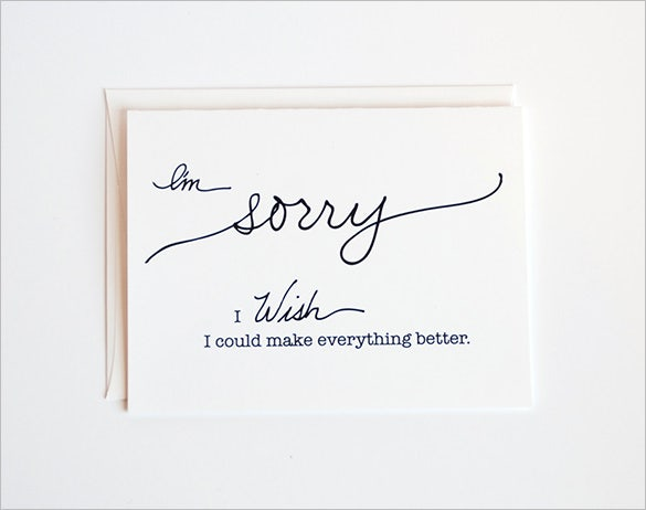 im sorry sympathy card download