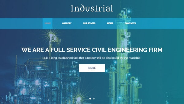 industrialwebsitetemplates
