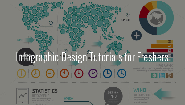 infographic design tutorials for freshers