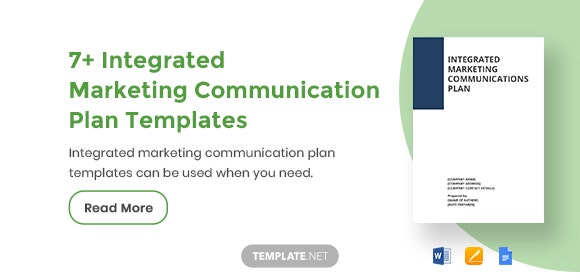 integratedmarketingcommunicationplantemplates