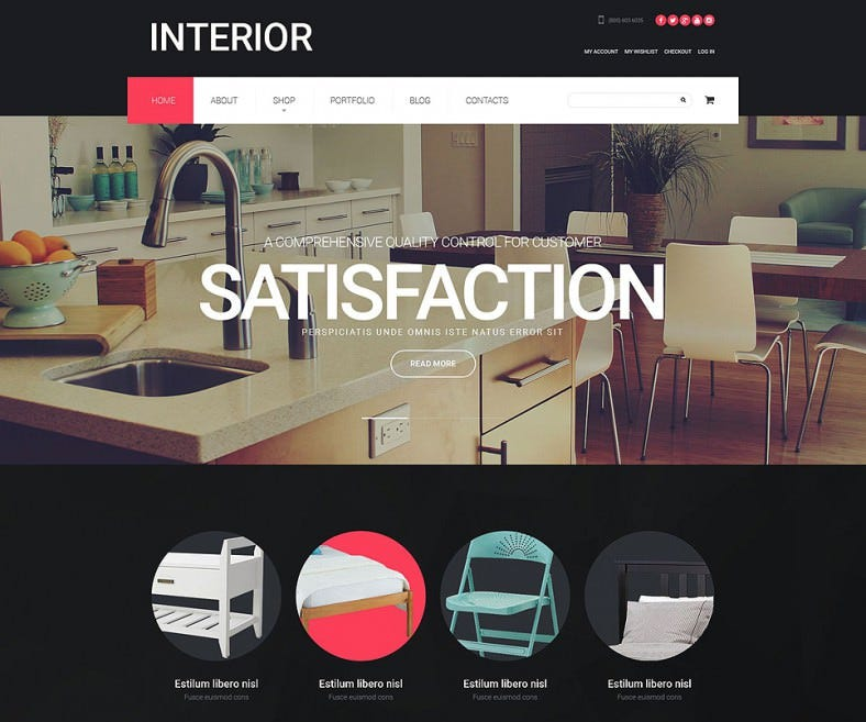 interior design woocommerce theme 788x657