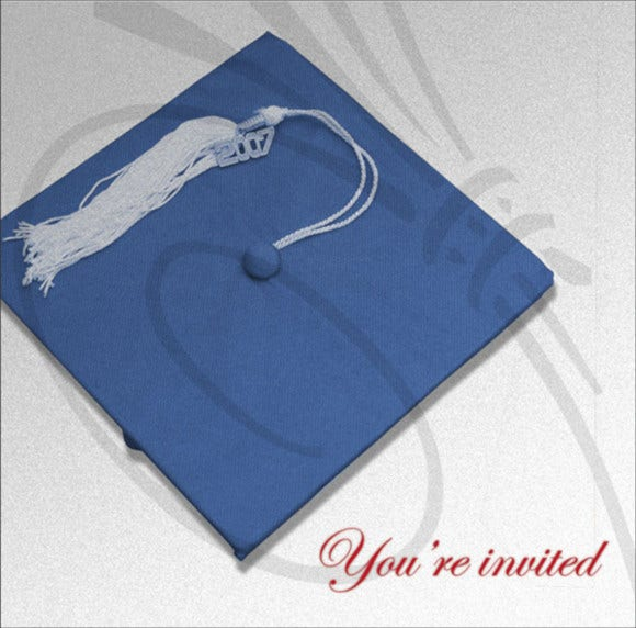 invitation card for a award giving ceremony