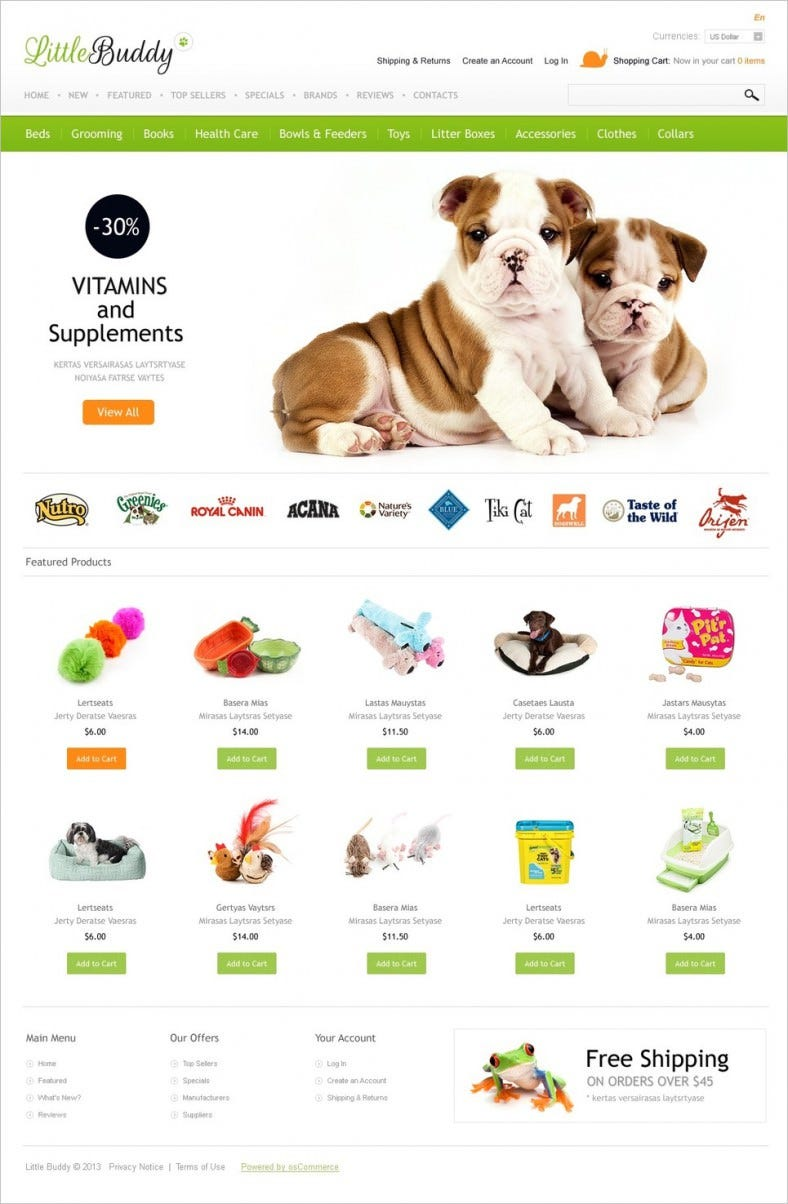 little buddy oscommerce template 788x1204
