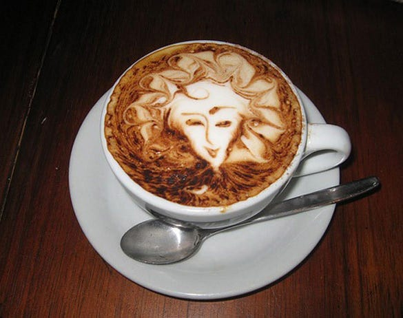 loco coffee cappucino