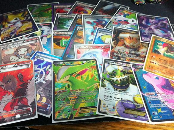 pokemon cards printable