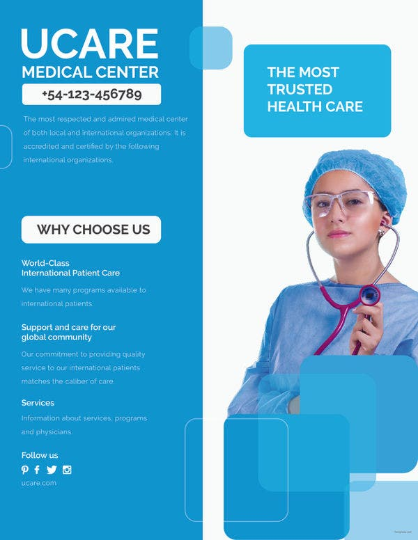 medical-flyer-template