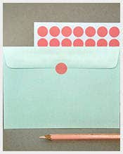 Metallic-Mint-4×6-Envelope-–-$16