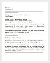 Microsoft-Business-Plan-Template