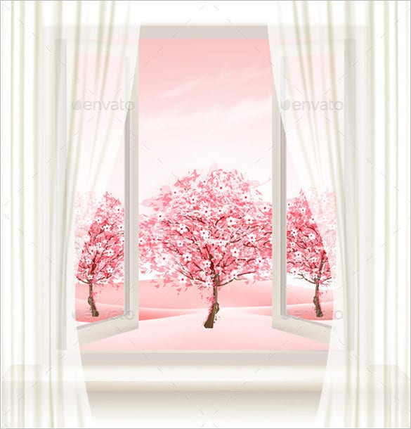mindblowing premium spring background download