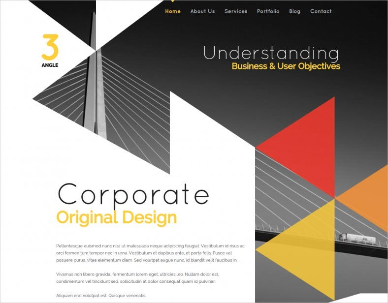Multi Purpose Advertising Agency HTML Template