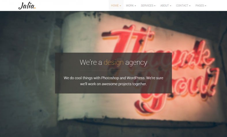 Multi-Purpose Business Bootstrap Template