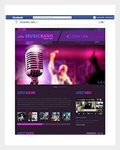 Music-Band-Facebook-Page-Template