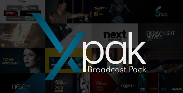 nexpak after effects template download