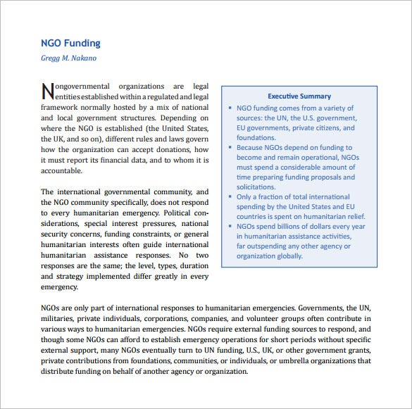 ngo funding proposal pdf download