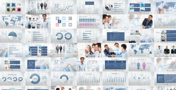 nice corporate infographic premium download