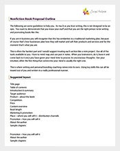 notification book proposal