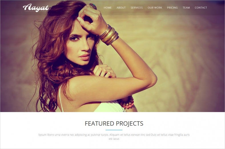 One Page Multi-Purpose Parallax Joomla Template