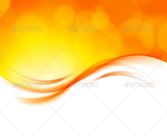 outstanding premium orange background