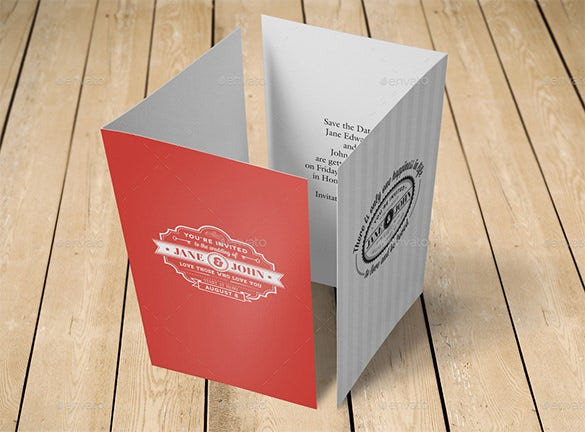 psd invitation card mockup 6