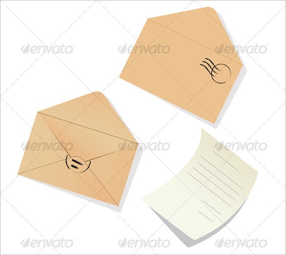 Letter Envelope Templates – 15+ Free Printable, Sample, Example