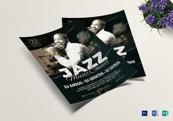 passionate-jazz-music-concert-flyer-template